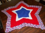My goal is to make a blanket a month for Linus project