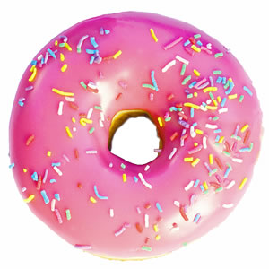 While donuts are awesome to eat they are every writers nightmare. A story that circles around an empty hole