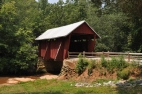 Campbell Covered Bridge 7 9 2010